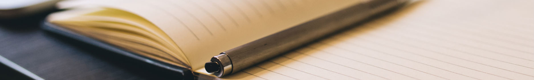 Image of a Pen/Book